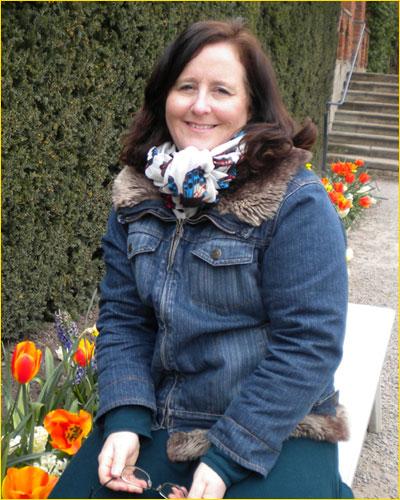 Photo of author Joanna Warrington