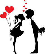stock-illustration-12269955-silhouette-of-a-couple-in-love