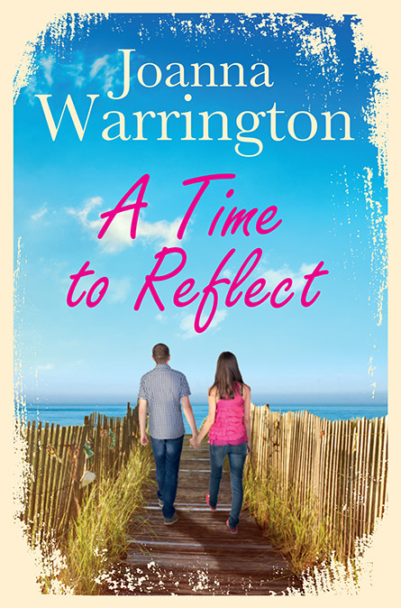 A Time to Reflect by Joanna Warrington book cover